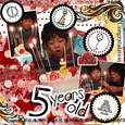5years old